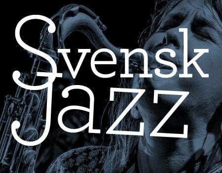 Svensk Jazz – webb och grafisk guide
